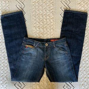 MISS SIXTY 60 BIG TY Boyfriend Style Jeans size 29